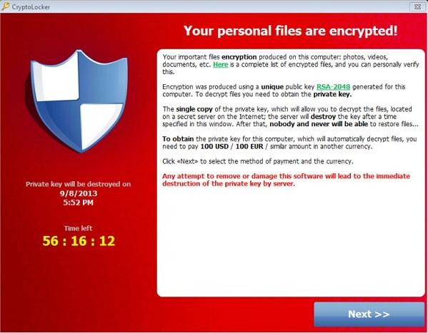 cryptolock prevention katy tx