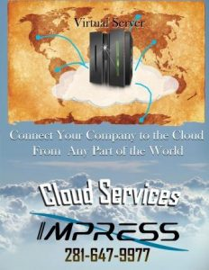 Virtual Servers with Cloud Services