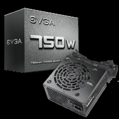 GA 750 N1, 750W, 2 Year Warranty, Power Supply 100-N1-0750-L1