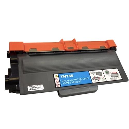 Brother Compatible Black Toner TN750