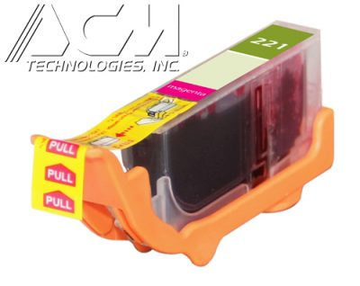 COMPATIBLE CANON CLI-221M (2948B001) INKJET CTG, MAGENTA, 420 YIELD