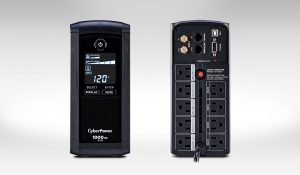 CyberPower Intelligent LCD CP1000AVRLCD - UPS - 600 Watt - 1000 VA