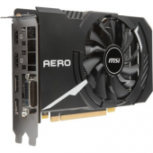 MSI AERO GTX 1060 AERO ITX 6G OC GeForce GTX 1060 Graphic Card - 1.54 GHz Core - 1.76 GHz Boost Clock - 6 GB GDDR5