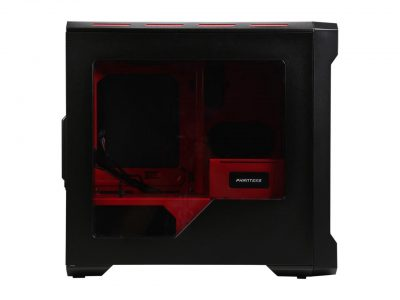 Phanteks Enthoo Evolv mini-iTX Case PH-ES215P_SRD Blk/Red