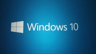windows 10 - katy tx