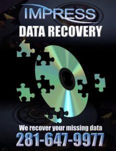 data recovery katy TX