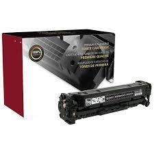 HP CE410X 305X Black Compatible Toner LJ Pro 300/400 4K pgs