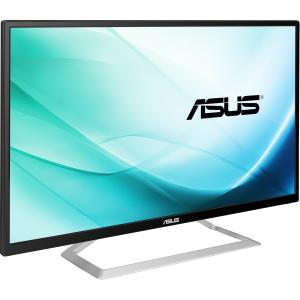 "Asus VA325H 31.5"" LED LCD Monitor - 16:9 - 5 ms - 1920 x 1080 - 16.7 Million Colors - 250 Nit - 100,000,000:1 - Full HD - Speakers - HDMI - VGA - Black - TÜV Rheinland, TÜV VA325H 5MS IPS HDMI VGA NO VESA MNT"