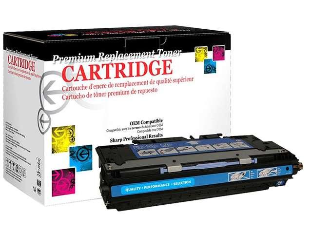 HP CC531A CYAN TONER Compatible 2.8K HP CP2025 Canon 118