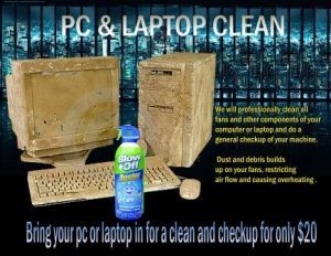 pc laptop cleaning katy tx