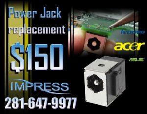 Power Jack Repair