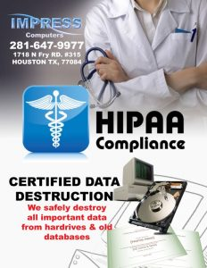 secure data destruction katy tx