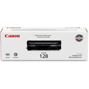 Canon 3500B001 Original Toner Cartridge - Laser - 2100 Pages - Black - 1 Each AND MF4450