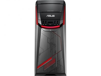 ASUS G11CD Gaming Desktop, Intel Core i5 Processor, GeForce GTX 1060 6 GB GDDR5, 1 TB 7200 RPM HDD, 8 GB DDR4 RAM, Customizable RGB Lighting, Mid Tower, Windows 10 Pre-installed