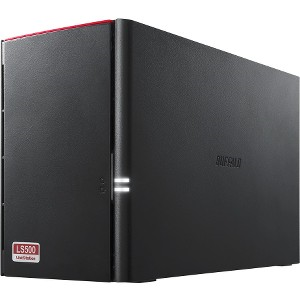 Buffalo LinkStation 520 NAS Drive 2x1TB GBE RAID LS520D0202