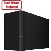 Buffalo TeraStation 1200 4TB 2x2TB RAID 0/1 GBE NAS 1xUSB2.0