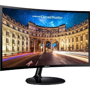 """Samsung C27F390FHN 27"""" Curved LED Monitor 1920x1080 VGA HDMI"""