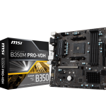 "MSI B350M Pro-VDH AMD Ryzen AM4 DDR4 HDMI DVI-D VGA M.2 USB3<br><a href=""https://www.impresscomputers.com/product/msi-b350m-pro-vdh-amd-ryzen-am4-ddr4-hdmi-dvi-d-vga-m-2-usb3/"" target=""_blank"">Details</a>"