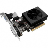 PNY GeForce GT710 2GB DDR3 DVI-D HDMI VGA LP PCIe