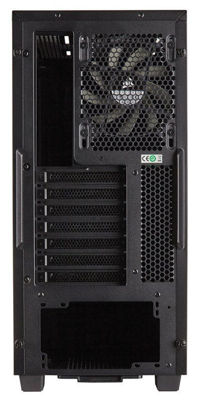 Corsair Carbide 270R Mid-Tower Windowed Case 4-Bays 7-Slots