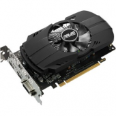 Asus Phoenix PH-GTX1050-2G GeForce GTX 1050 Graphic Card - 1.35 GHz Core - 1.46 GHz Boost Clock - 2 GB GDDR5 - PCI Express 3.0 - Dual Slot Space Required - 128 bit Bus Width - Fan Cooler - OpenGL 4.5 - 1 x DisplayPort - 1 x HDMI - 1 x Total Number of DVI (1 x DVI-D) - PC FAN EDITION DVI-D HDMI DP 1.4