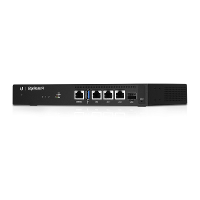 New Design (3) 10/100/1000 Mbps Ethernet Ports and (1) SFP Port 4-Core 1GHz MIPS64 Processor Internal PSU Fanless Desk, Wall, and RackMount options