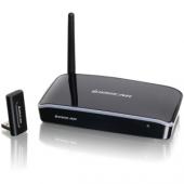 IOGEAR Wireless 1080p Computer to HD Display Kit - 1 Input Device - 1 Output Device - 30 ft Range - 1 x USB - 1 x HDMI Out - 1 x VGA Out - SXGA+ - 2048 x 1152 HD DISPLAY KIT