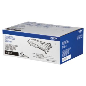 Brother® TN850 High-Yield Black Toner Cartridge