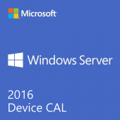 Microsoft Windows Server 2016 5 User CALs R18-04936