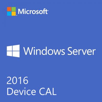 Microsoft Windows Server 2016 5 User CALs R18-04936