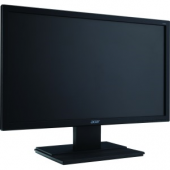 "Acer V246HL 24"" LED LCD Monitor 1920 x 1080 - Full HD - DisplayPort - VGA HDMI DP BLACK 5MS TILT"