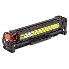 HP CC532A YELLOW TONER Compatible 2.8K HP CP2025 Canon 118