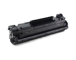HP Compatible CF283X HY Black Toner LJ Pro M-Series 2.2K