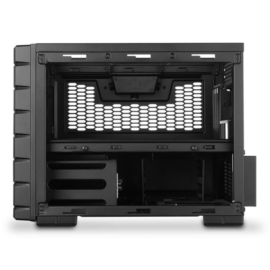Cooler Master HAF XB 2Bay ATX Mid Tower Case Black No PWS
