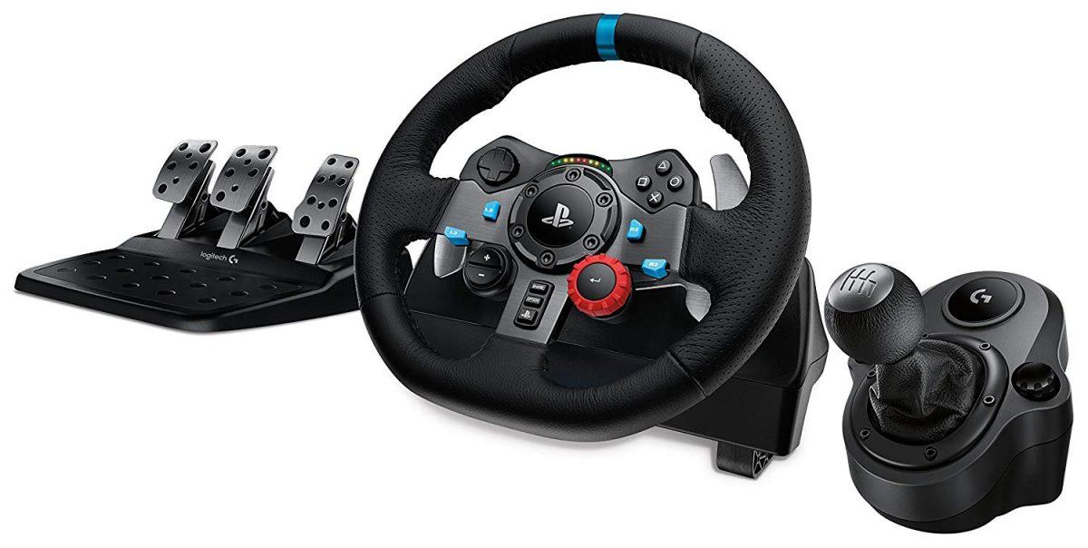 c6813012f2a Logitech G29 Driving Force Race Wheel + Logitech G Driving Force Shifter  Bundle - Impress Computers