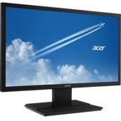 "Acer 24"" WS LED 1920X1080 V246HQL Cbid VGA DVI HDMI 5MS No Speakers"