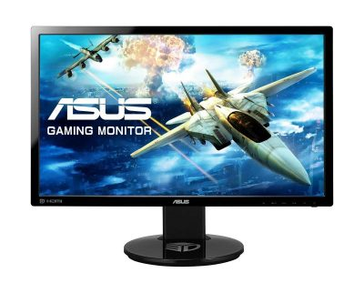 "ASUS VG248QE 24"" Full HD 1920x1080 144Hz 1ms HDMI Gaming Monitor"