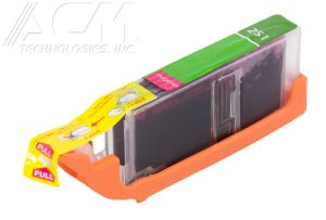 COMPATIBLE CANON CLI-251M (6450B001) INKJET CTG, MAGENTA, 400 HIGH YIELD
