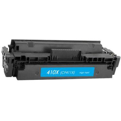 CF411X Toner Cartridge - HP Compatible (Cyan)