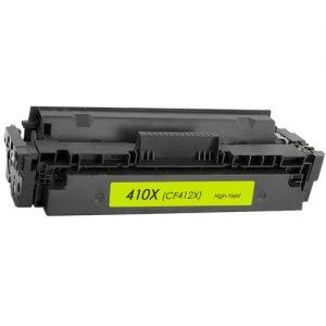 CF412X Toner Cartridge - HP Compatible (Yellow)