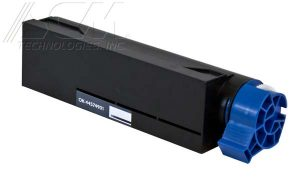 COMPATIBLE OKIDATA B431 (44574901) TONER CTG, BLACK, 10K HIGH YIELD