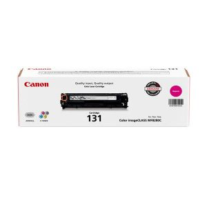Canon (CRG-131M) Magenta Toner Cartridge (1,500 Yield)