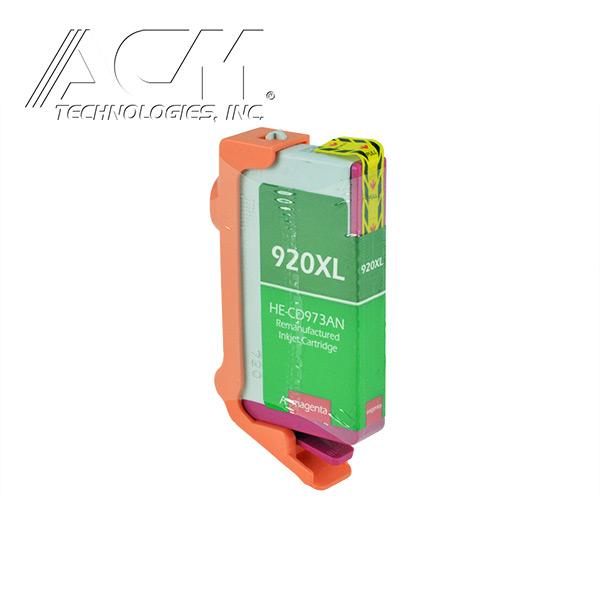Hewlett Packard HP 920XL Magenta •OFFICEJET 6000, OFFICEJET 6500, OFFICEJET 7000, OFFICEJET 7500