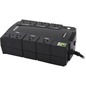 CyberPower Standby CP550SLG 550 VA Desktop UPS – 550 VA/330 W – Desktop – 2 Minute – 8 x NEMA 5-15R