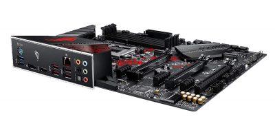 ASUS ROG Strix Z390-H Gaming LGA1151 (Intel 8th and 9th Gen) ATX DDR4 DP HDMI M.2 USB 3.1 Gen2 Gigabit LAN Motherboard