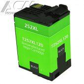 Epson Compatible T252XL120 HC Black WF-3620/3640/7620