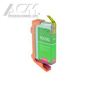 REMAN HEWLETT PACKARD 902XL (T6M06AN) INKJET CTG, MAGENTA, 825 HIGH YIELD