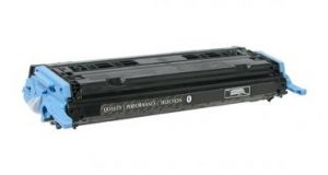 Remanufactured Black Toner Cartridge for HP Q6000A (HP 124A)