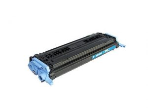 Remanufactured Cyan Toner Cartridge for HP Q6001A (HP 124A)