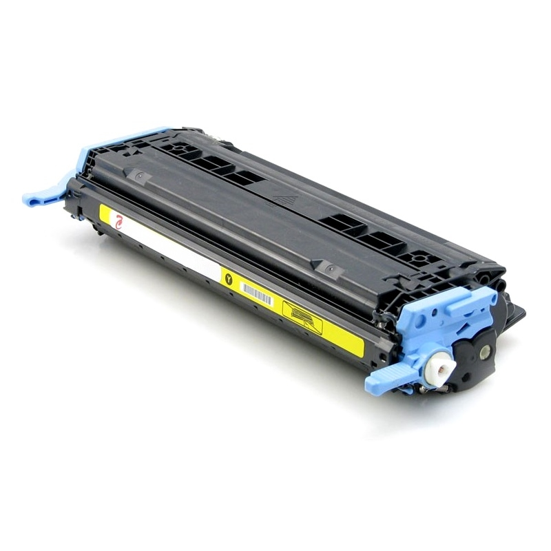 Remanufactured Yellow Toner Cartridge for HP Q6002A (HP 124A)